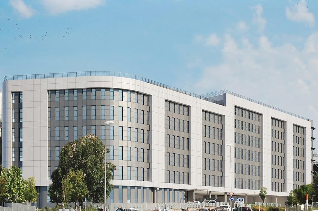 Edificio de oficinas FITENI VII (Fase II)